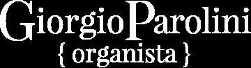 Giorgio Parolini - Organista